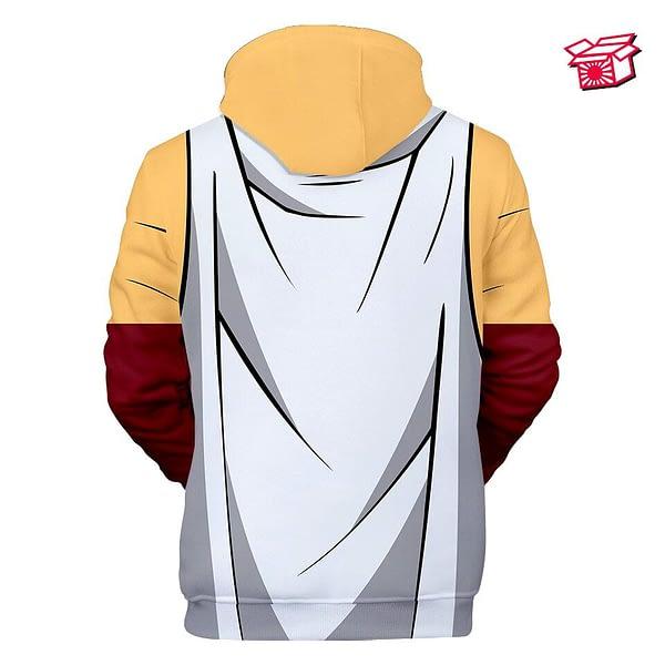 Anime One Punch Man Cosplay Costume Saitama Oppai 3D Printed Oversized Women / Men Hoodies Sweatshirts Casual Tracksuit